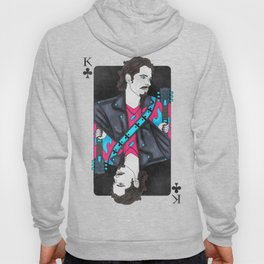 King of Clubs - Tribute to a rock legend Hoody