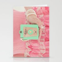 photographer Stationery Cards featuring Photographer by Butterfly Photography