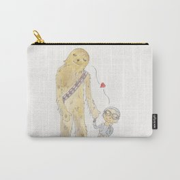 Maz loves Chewie Carry-All Pouch