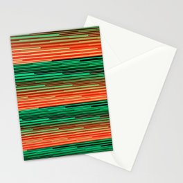 N64 glitch out Stationery Cards