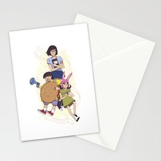 Bob's Burgers Stationery Cards