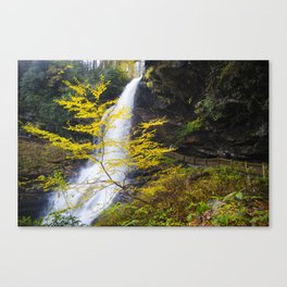 The summer ends  Canvas Print