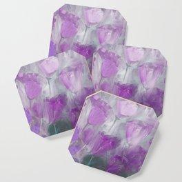 Shades of Lilac Coaster