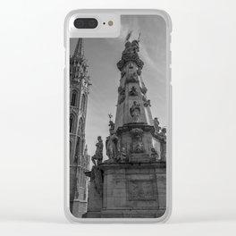 Matthias Church. Clear iPhone Case