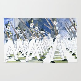 In Formation Rug