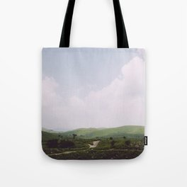 Akiyoshidai Plateau Tote Bag
