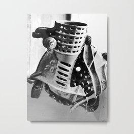 mystery device Metal Print