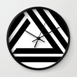 Hello IX Wall Clock