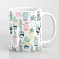 Cute Cacti in Pots Mug
