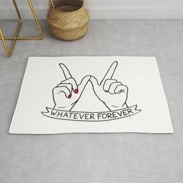 Whatever Forever! Rug