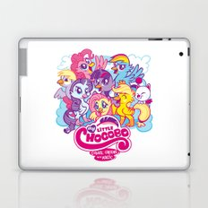 My Little Chocobo Laptop & iPad Skin