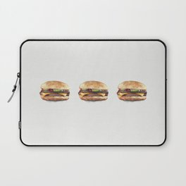Color pencil Hamburger Laptop Sleeve