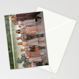 Jack Torrance in The Sound of Music Stationery Cards