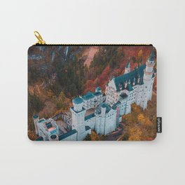 Neuschwanstein Castle in Schwangau, Germany Carry-All Pouch