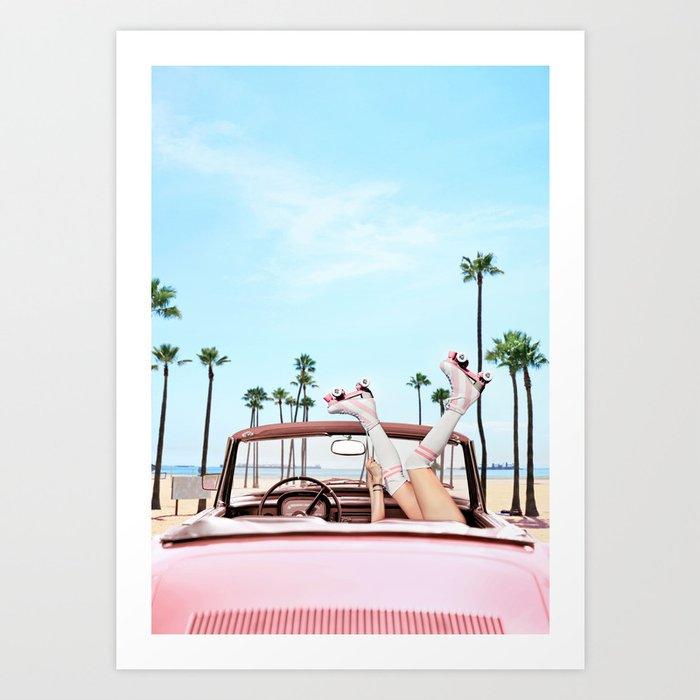 Long Beach Kunstdrucke