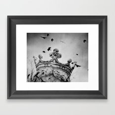 The Spell Framed Art Print