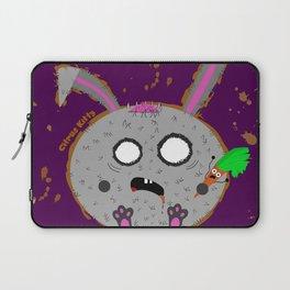 Zombie Bunny Laptop Sleeve