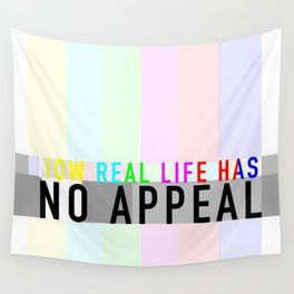 Real Life Wall Tapestry