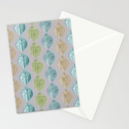 Ovoid Citrus Stationery Cards