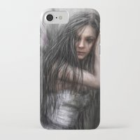 fairy iPhone & iPod Cases featuring Fairy by Justin Gedak