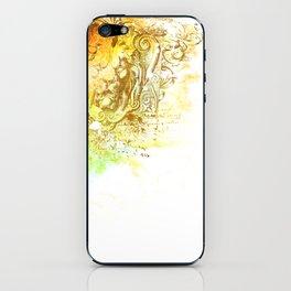 Our Last Days iPhone Skin