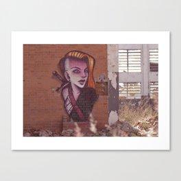 Amazon 2 Canvas Print