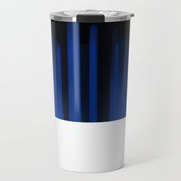 Blue Streak Travel Mug