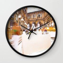 italy - rome - vacanze romane_20 Wall Clock