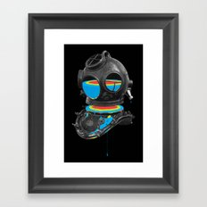 Diver No.12 Framed Art Print