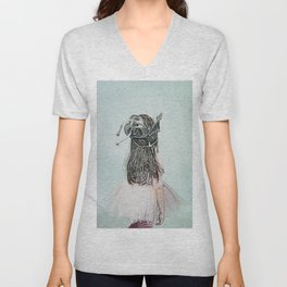 My Untold Fairy-Tales Series (3 of 3) Unisex V-Neck
