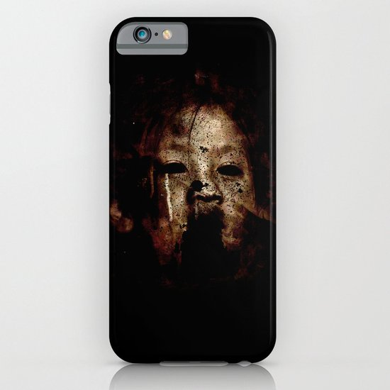 Born in a Burial Gown iPhone & iPod Case