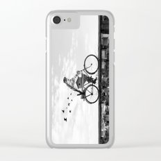 In Between Clear iPhone Case