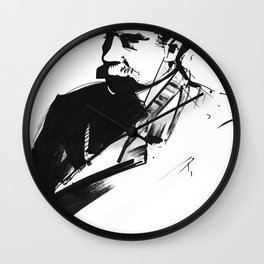 H.G. Wells last words Wall Clock