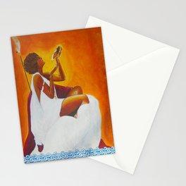 Orisha Oshun Stationery Cards