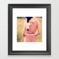 Soft Dreams Framed Art Print