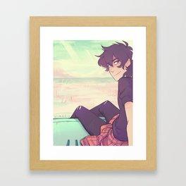 Indie Keef Framed Art Print