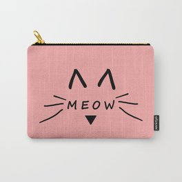 Meow Carry-All Pouch