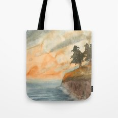 Forest by the Sea Tote Bag