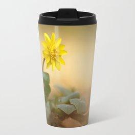 We could be golden. Travel Mug