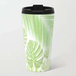 Pastel colors jungle Travel Mug
