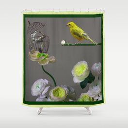 The Show Shower Curtain