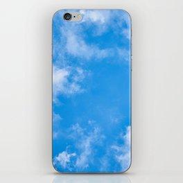 Summer Clouds iPhone Skin