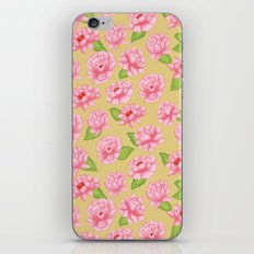 Floral Escape 7 iPhone & iPod Skin