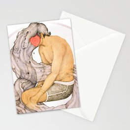 """""""Living Water"""" Stationery Cards"""