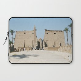 Temple of Luxor, no. 11 Laptop Sleeve