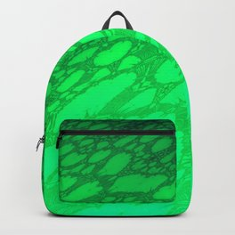 Fractal Abstract 71 Backpack