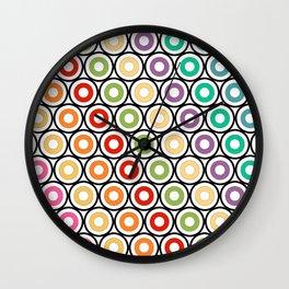 Rangeen Britto Char Wall Clock