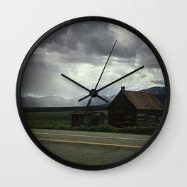 Barn Wall Clock