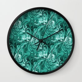 The Many Moods of Cherie.. Wall Clock