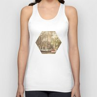 amsterdam Tank Tops featuring Amsterdam by Cassia Beck